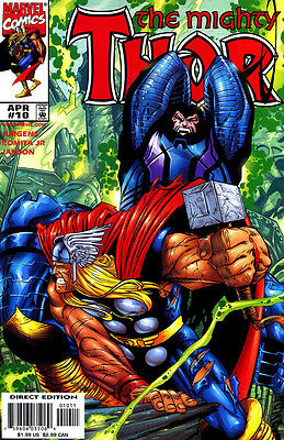 Thor #10 (Apr 1999, Marvel)