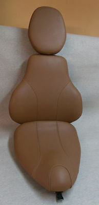 Bmw C1 brown SEAT COVER; (present, gift)