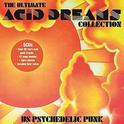 Various Artists - Ultimate Acid Dreams Collection: Us Psyche [New CD]
