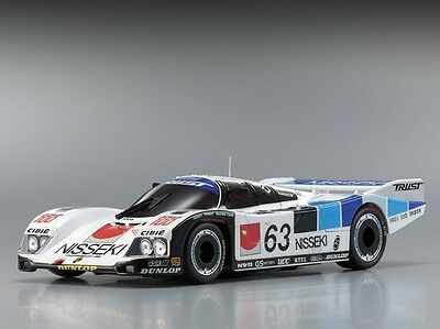 Kyosho Mini-Z Porsche 962 C Racing LH No. 63 Karosserie body