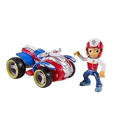 Nickelodeon, Paw Patrol - Ryder's Rescue ATV, Vehicle and Figure (works with Paw