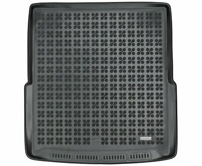 TAILORED RUBBER BOOT LINER MAT TRAY Skoda Superb III Estate since 2015 upper tru