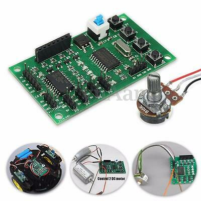 Programmable 2/4 Phase 4/5 Wire Stepper Motor Driver Control Module Board Robot