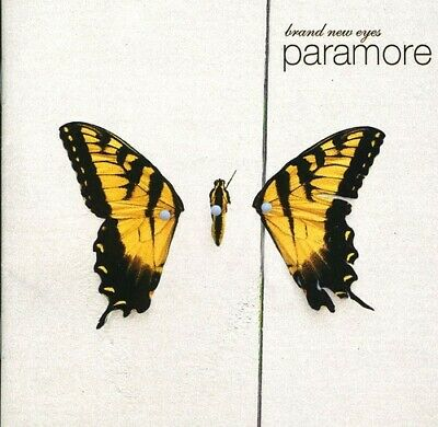 Paramore - Brand New Eyes [New CD]