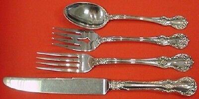 Old Master by Towle Sterling Silver Regular Size Place Setting(s) 4pc