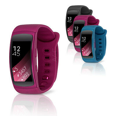 Samsung Gear Fit2 Fitness Smartwatch Exercise Activity Tracker Wristband