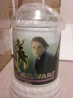 Dram Tree Collectible Ceramic Stein Star Wars Return Of The Jedi