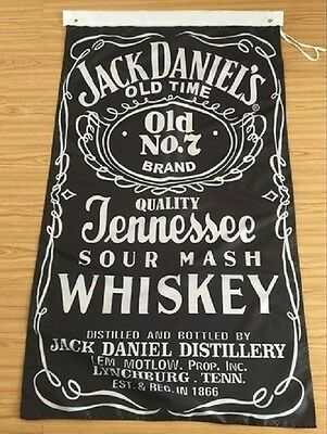 Jack Daniels Flag 3*5FT 90*150CM Drinking BAR FLAGS tennessee whiskey ,polyste