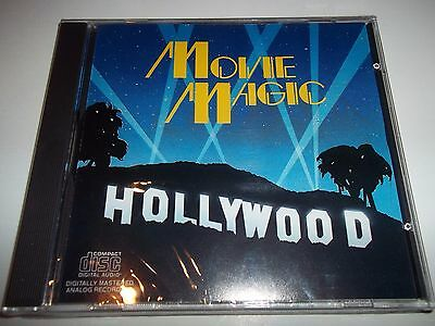 Hollywood Magic CD Movie Music Moon River, You Light Up My Life, Evergreen  NEW