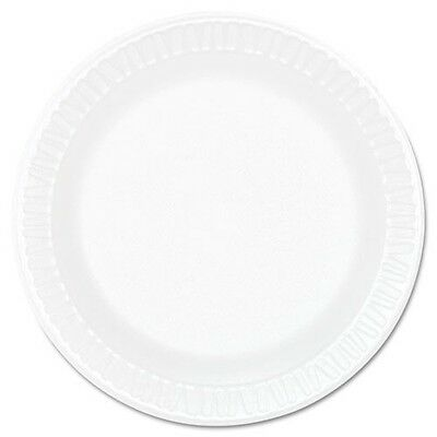 Concorde Foam Plate (Carton of 500) Size: 6""