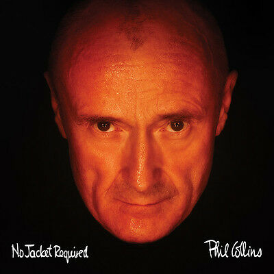 Phil Collins - No Jacket Required [New Vinyl] 180 Gram