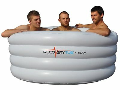 Inflatable Ice Bath from WhiteGold Fitness