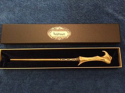 "Lord Voldemort Wand 14"", Harry Potter, Ollivander's, Noble, Wizarding World"