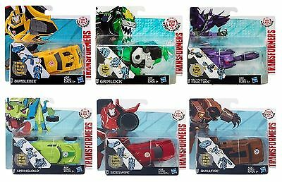 Hasbro Transformers Robots In Disguise One-Step Changers W1 Action Figure Wave 1