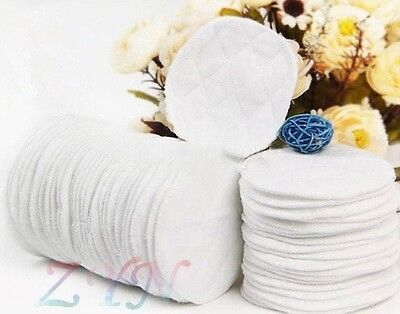 12pcs Baby Nursing Breast Pads Washable Soft Absorbent Pads Reusable 3Layer