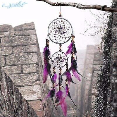 Handmade Large Dream Catcher Hanging Home Car Wedding Decorations Birthday Gifts