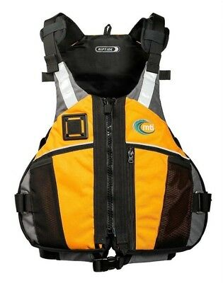 Sea to Summit PFD RIPTIDE Kayak Canoe Flotation Vest Life Jacket Adult Multifit