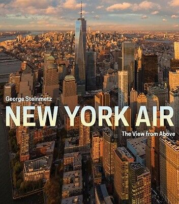 New York Air: The View from Above - George Steinmetz -  9781419717895