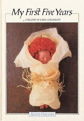 My First Five Years : Apricot Bouquet by Anne Geddes