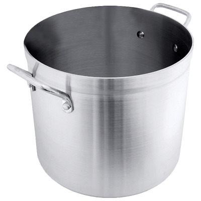 Crestware 160-Quart Aluminum Stock Pot