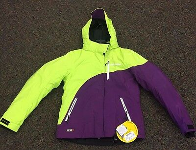 Ski-Doo Winter MCode Jacket with Insulation Part # 4406590418 Size Small