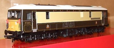 Hornby R3137 Class 73 No.73101 'Brighton Evening Argus' Pullman livery *NEW**