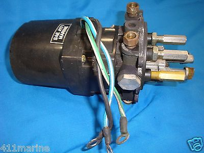 Mercury Tilt and Trim Pump & Motor  SAE J1171 FAST SHIPPING