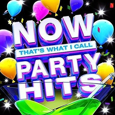 Various Artists - Now That's What I Call Party Hits / Various [New CD] UK - Impo