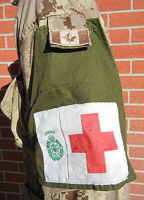 Canadian Armed Forces Medical Brassard With Velcro