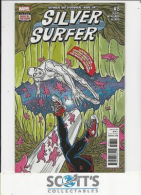 Silver Surfer  #8  New  (Bagged & Boarded) Freepost