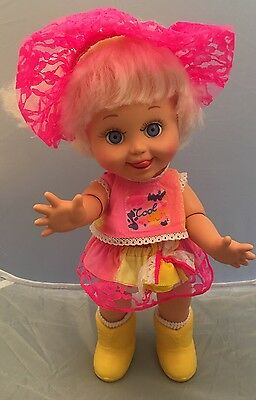 Galoob 1990 Baby Face-So Delightful Dee Dee Doll She Looks So Cute #8