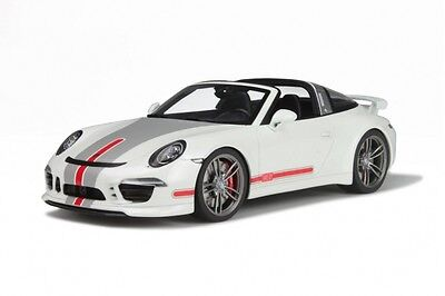 Porsche 911 (991) Targa By Techart Ltd Edition 1000Pcs 1/18 By Gt Spirit Gt108