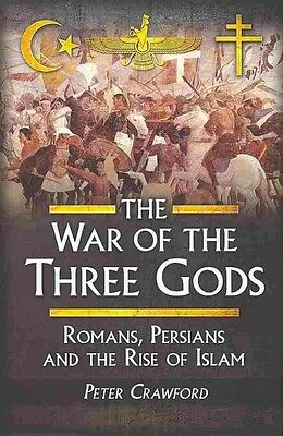 War of the Three Gods by Peter Crawford Hardcover Book (English)