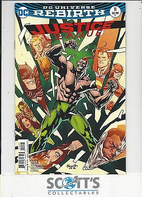 Justice League   #11  New  (Variant) Freepost