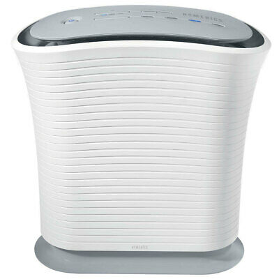 Homedics AP25AU Air Purifier/Cleaner True HEPA Filter for Medium/Large Room Home