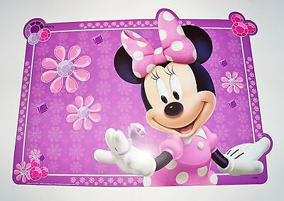 Minnie Mouse Set de table 66318 L x B 43 x 30 cm set de table