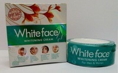 White Face Whitening Cream Removes Acne, Dark Spots, Pimples & Freckles