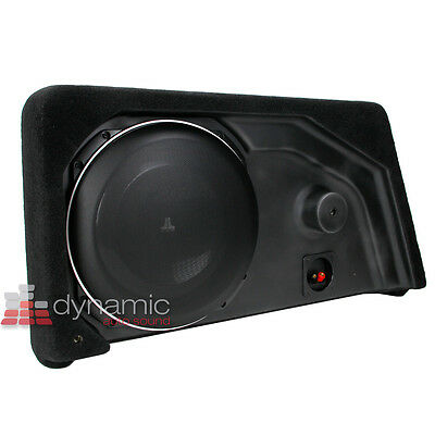 JL AUDIO SB-J-UNLTD4D/13TW5v2/BK Stealthbox '07-'12 Jeep Wrangler Unlimited New