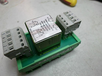 Sick Relay Module - Positive Guided Contacts - Le20 -- 6-020-342 -- 6020342