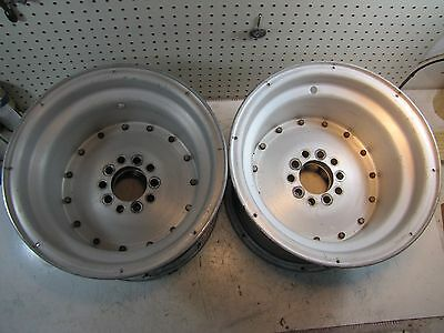 Cragar super trick vintage 15X10 rear wheels gasser prostreet rat rod