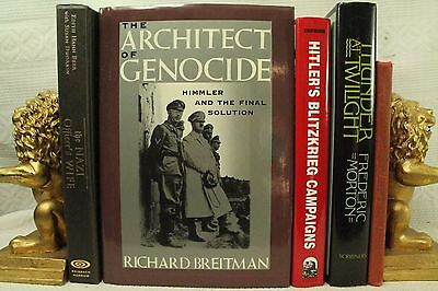 lot 5 WWII military history The Nazi Officer's Wife Hitler's Blitzkrieg Campaign