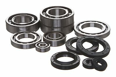 Polaris ATV 400 400L Complete Engine Bearing & Oil Seal Rebuild Kit