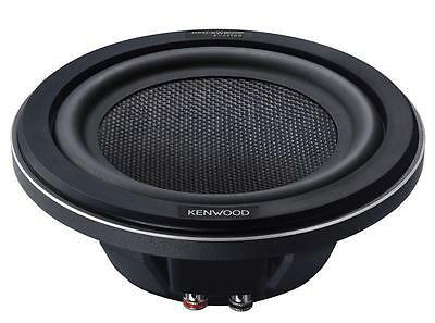"Kenwood KFC-XW800F 8"" High Quality Shallow Woofer 600 Watt Peak"