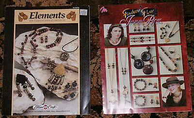 2 Leaflet- Elements: 10 Fashion Jewelry Projects & Fashion Flair Imperial Riches