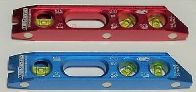 Checkpoint  torpedo level EV300 red or blue spirit magnets