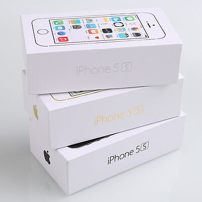 New in Sealed Box Factory Unlocked APPLE iPhone 4S 5S Gold 16-64GB 4G Smartphone