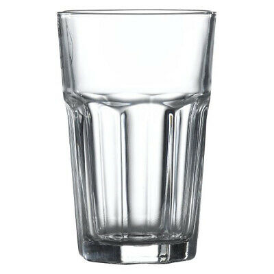 Aras Tall Tumblers 10.5oz / 300ml - Set of 6 - Tall Cocktail Glass Tumblers