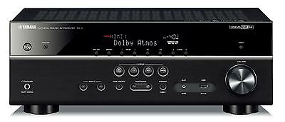 Yamaha RX-V681 AV Receiver 7.2 Bluetooth WiFi AirPlay AV Controller RXV681 BLACK