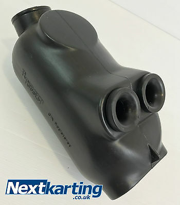 Kart Iame X30 Genuine Complete Airbox With Filter - NextKarting