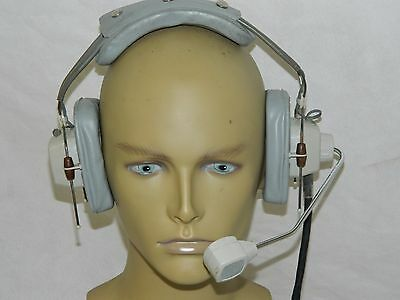 Astrolite Headset And Microphone with cut lead  [W5A]